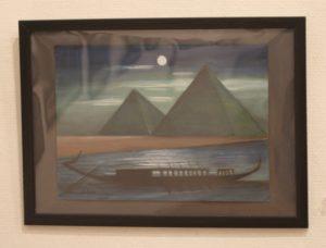 20 太陽の船  エジプト ナイル川