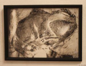 31 傷ついた野牛 スペイン アルタミラ洞窟画