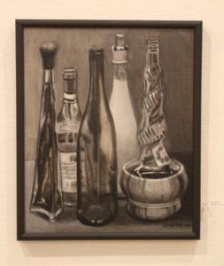 48 ワインボトル  太平洋
